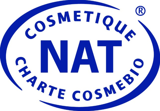 SELLO COSMEBIO NAT COSMETICA ECOLOGICA Y NATURAL