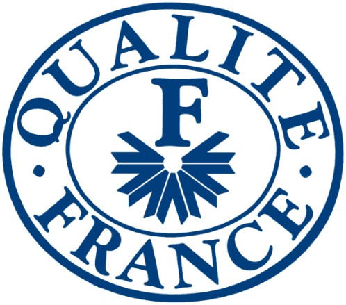 SELLO QUALITE FRANCE COSMETICA ECOLOGICA Y NATURAL