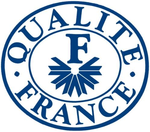 SELLO QUALITE FRANCE COSMETICA ECOLOGICA Y NATURAL