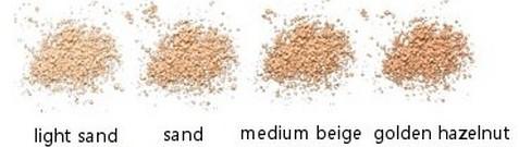 Poudre mineral benecos cosmétique bio certifiée