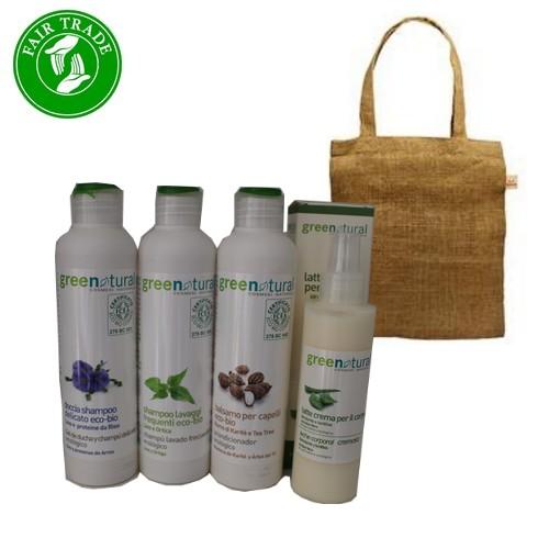 Regalos ecológicos Greenatural cosmética bio certificada