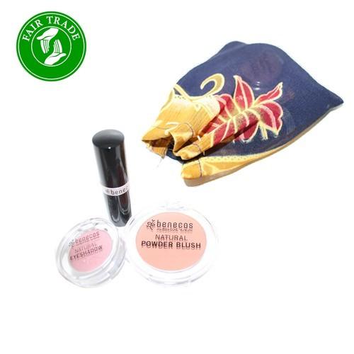 bolsita regalo ecológico maquillaje bio Benecos