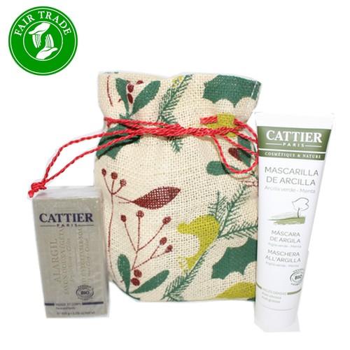 regalo ecológico CATTIER cosmetica bio