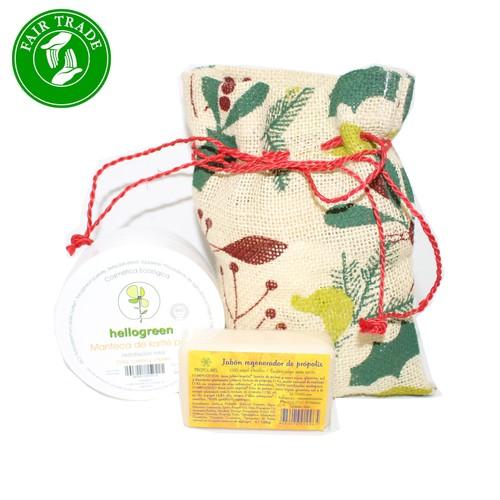 Regalos ecológicos hydra-nutritivo cosmética bio certificada