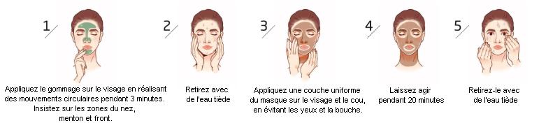 gommage visage bio coco citron amapola biocosmetics