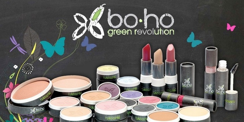 Maquillage BoHo Green Cosmetics, quelle est votre opinion ?